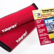 Yakgrips Red