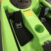 Yakpads® Gel-Filled Kayak Heel & Peg Pads