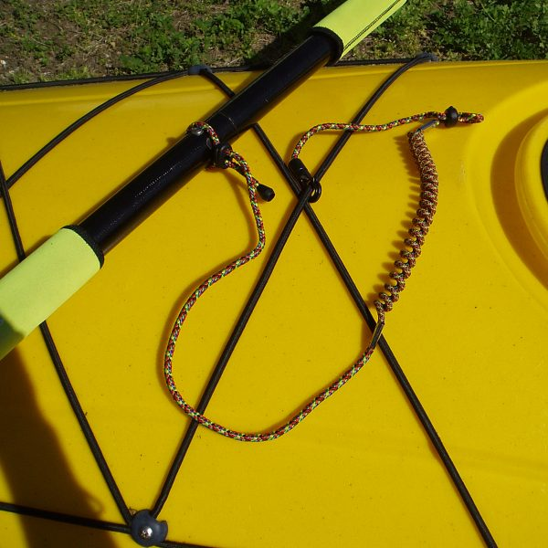 Coiled Paddle Leash