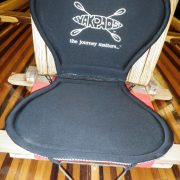 Yakpads® Paddle Saddle With High Back for Recreational Kayaks