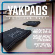 Yakpads® Kneeling Pads